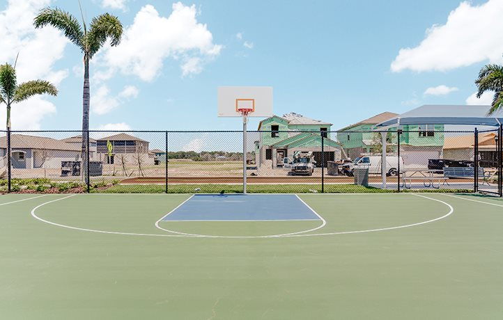 Cypress Mill courts